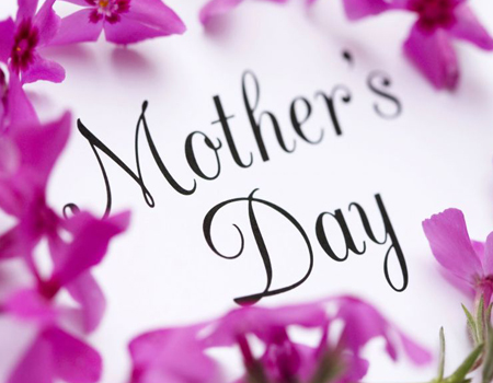 Mother's Day Bookings Now Being Taken